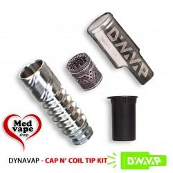 DYNAVAP CAP N' COIL TIP KIT