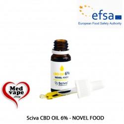 SCIVA CBD (10ML) 6%